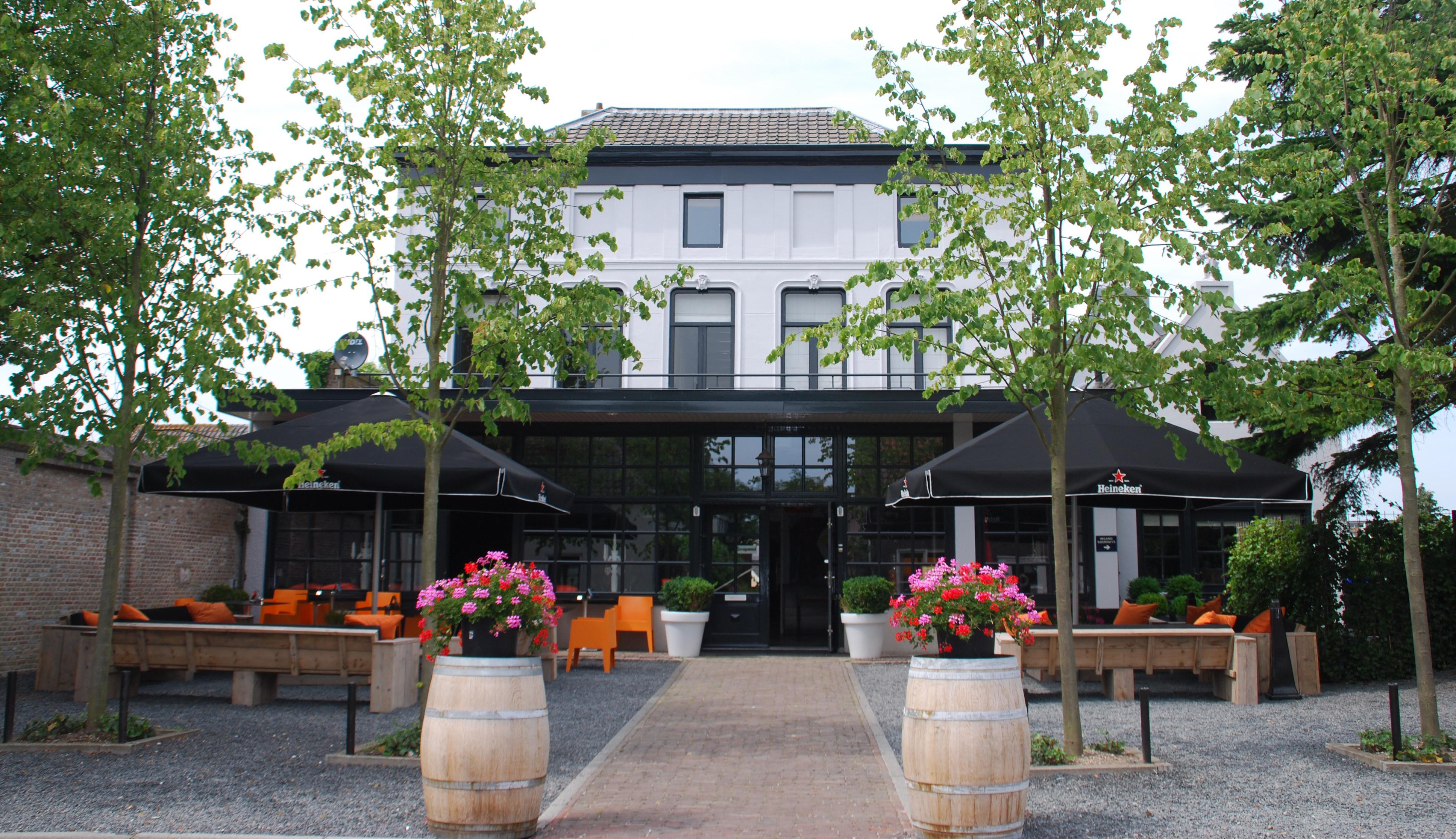 Het Witte Hof restaurant Haastrecht
